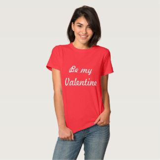 T-shirt perfeito do dia dos namorados