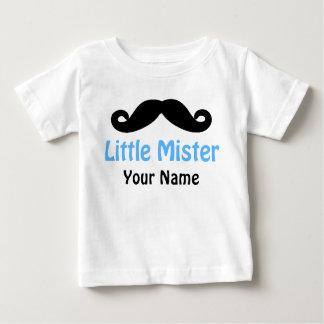 T-shirt personalizado bigode do irmão mais novo