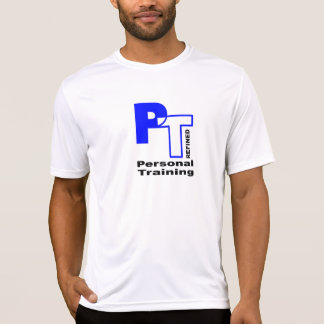 T-shirt pessoal do treinamento de PTrefined
