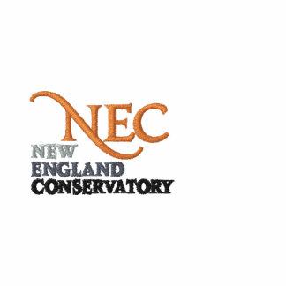 T-shirt por muito tempo Sleeved do NEC (fêmea)
