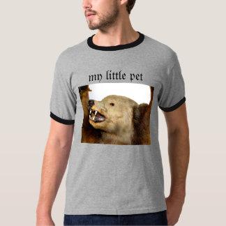 t-shirt, pouco, animal de estimação, urso tshirts