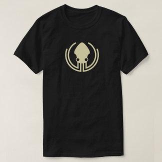 T-shirt preto v2.0 de GitKraken Camiseta