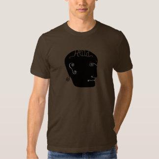T-shirt principal aleatório