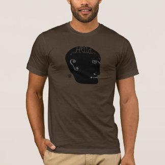 T-shirt principal aleatório camiseta