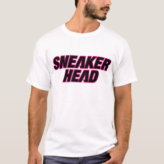 T-shirt principal da sapatilha camiseta