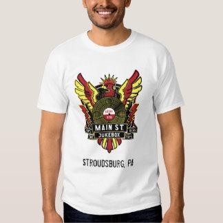 T-shirt principal do jukebox do St.