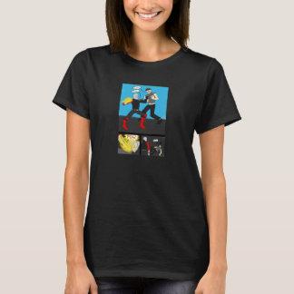 T-shirt PRUDENTE da história em quadrinhos que