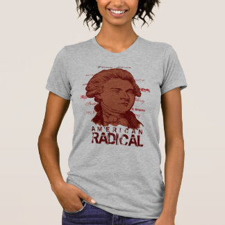 T-shirt radical americano de Jefferson