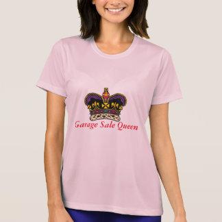 T-shirt real das senhoras da rainha da venda de