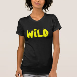 T-shirt selvagem