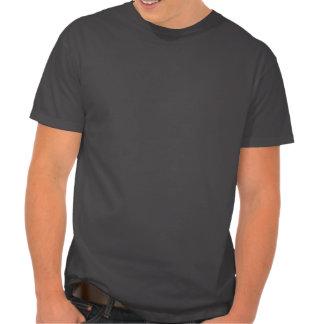 T-shirt torcido da flor de lis