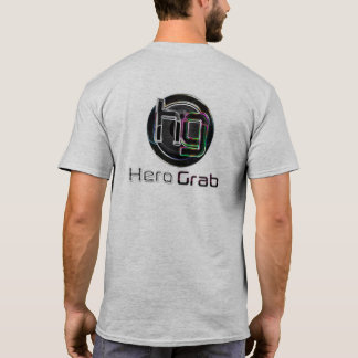 T-shirt traseiro elétrico camiseta