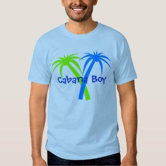 T-shirt tropical das palmeiras do divertimento
