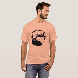 T-shirt unisex da traça da lua camiseta