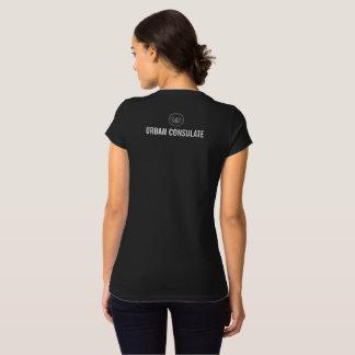 T-shirt urbano do consulado