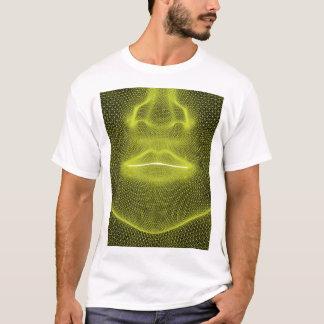 t-shirt verde camiseta