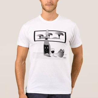 """T-shirt    """"vinho """""""