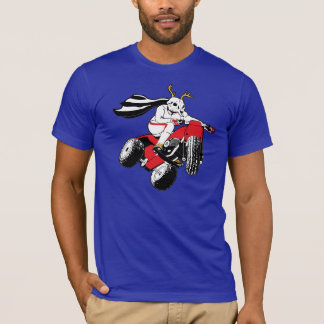 T super do conluio ATV Camiseta