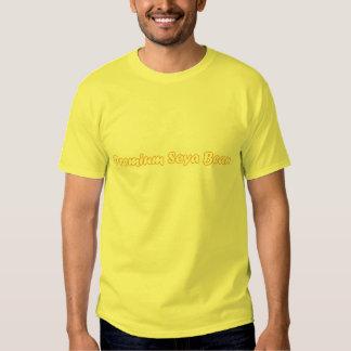 T superior do grão de soja tshirts