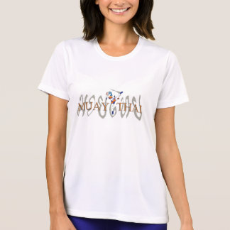 T tailandês de Muay T-shirts