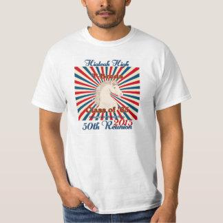 T unisex do valor da 50th reunião de Hialeah '65 T-shirts