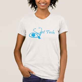 T VETERINÁRIO do TÉCNICO da TECNOLOGIA do T-shirt