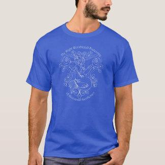 Taberna da sereia (esboço branco) camiseta