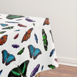 Tablecloth de Flutterbies (escolha a cor) Toalha De Mesa