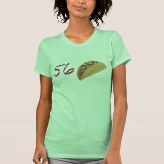 Taco 56 camiseta