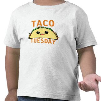 Taco terça-feira camisetas