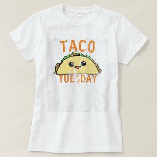 Taco terça-feira DS Camiseta