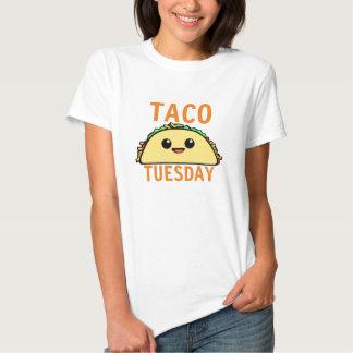 Taco terça-feira tshirts