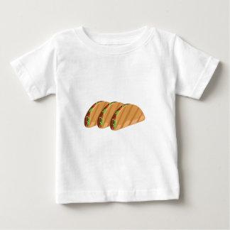 Tacos Camiseta Para Bebê