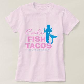 Tacos de peixes de Cali Camiseta