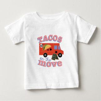 Tacos no movimento t-shirt