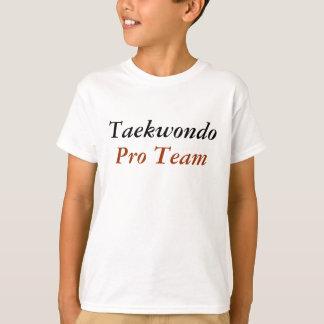 Taekwondo, pro equipe camisetas