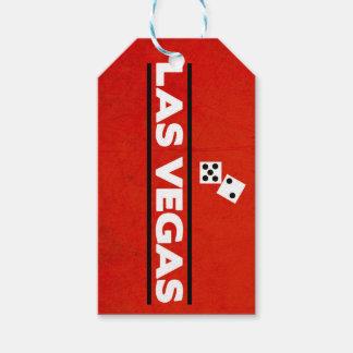 Tag do presente de Las Vegas