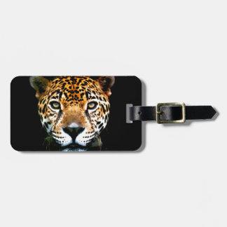 Tag do saco do viagem de Jaguar Etiquetas Para Bagagem