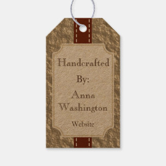 Tag Handcrafted bronze do vintage