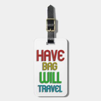 Tag personalizado Funky da bagagem do avião Tags Para Malas