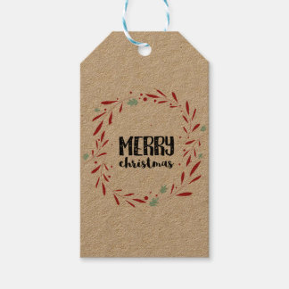 Tag personalizados Natal do presente