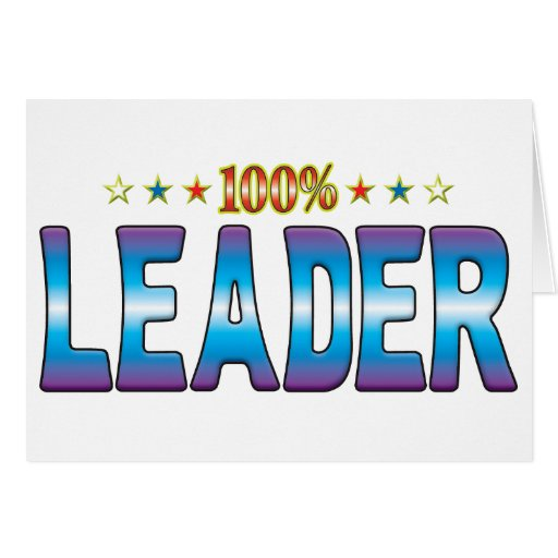 Tag v2 da estrela do líder cartão