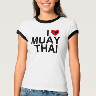 Tailandês de Muay Camiseta