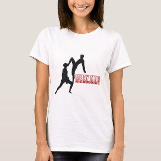 Tailandês de Muay Camisetas