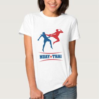 Tailandês de Muay Tshirt