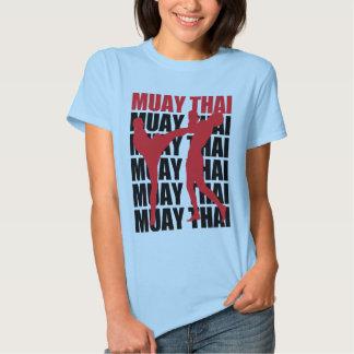 Tailandês de Muay Tshirts