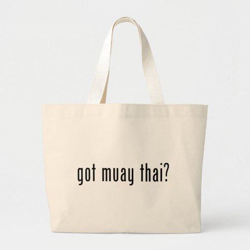 tailandês muay obtido? bolsa para compras