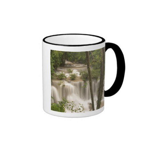 Tailândia, cachoeira de Huai Mae Khamin Caneca