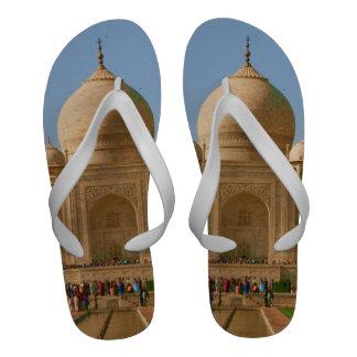 taj india mahal flip-flops