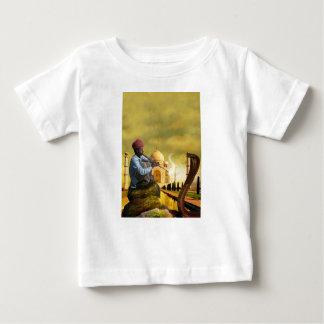 Taj Mahal Camiseta Para Bebê
